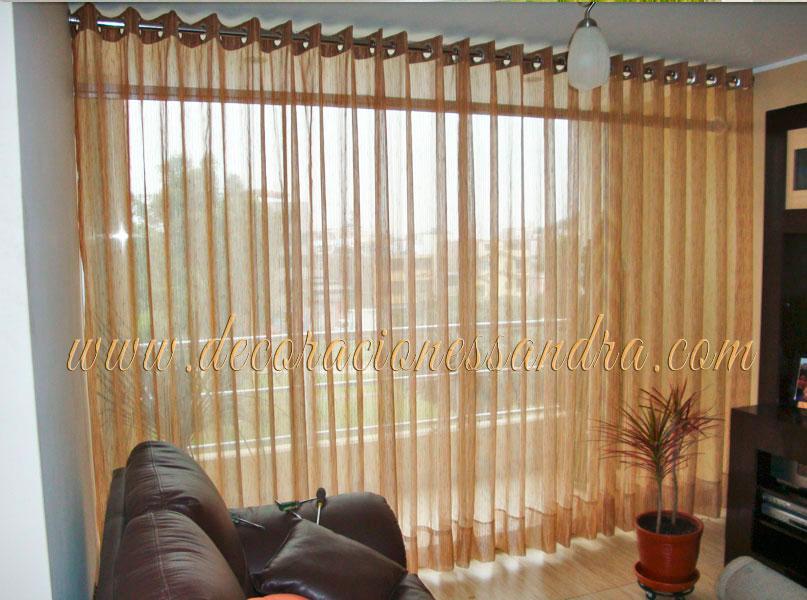Cortinas para oficinas modernas top cortinas ideales para - Cortinas de oficina ...